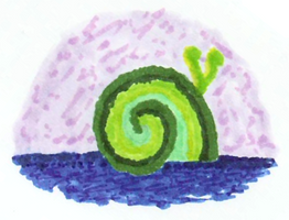 snail by ianmcorvidae