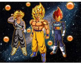 hero of the universe by shayodiyu