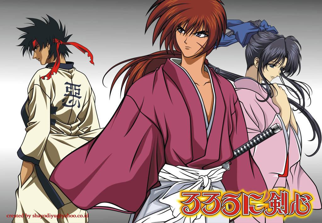kenshin is back by shayodiyu