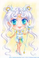 Sailor Cosmos by Fishenod