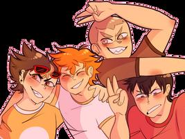 squad by weesmeet