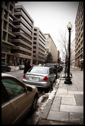 Downtown DC by gerard17