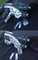 M-3C Predator Heavy Pistol Prop Gun by ammnra