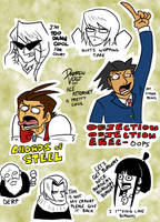 More Ace Attorney Derp by Mr-SF