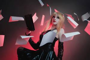 Misa Amane   Death Note by AgosAshford