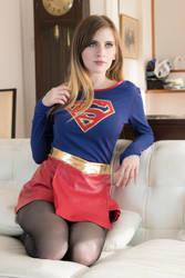 Supergirl by AgosAshford