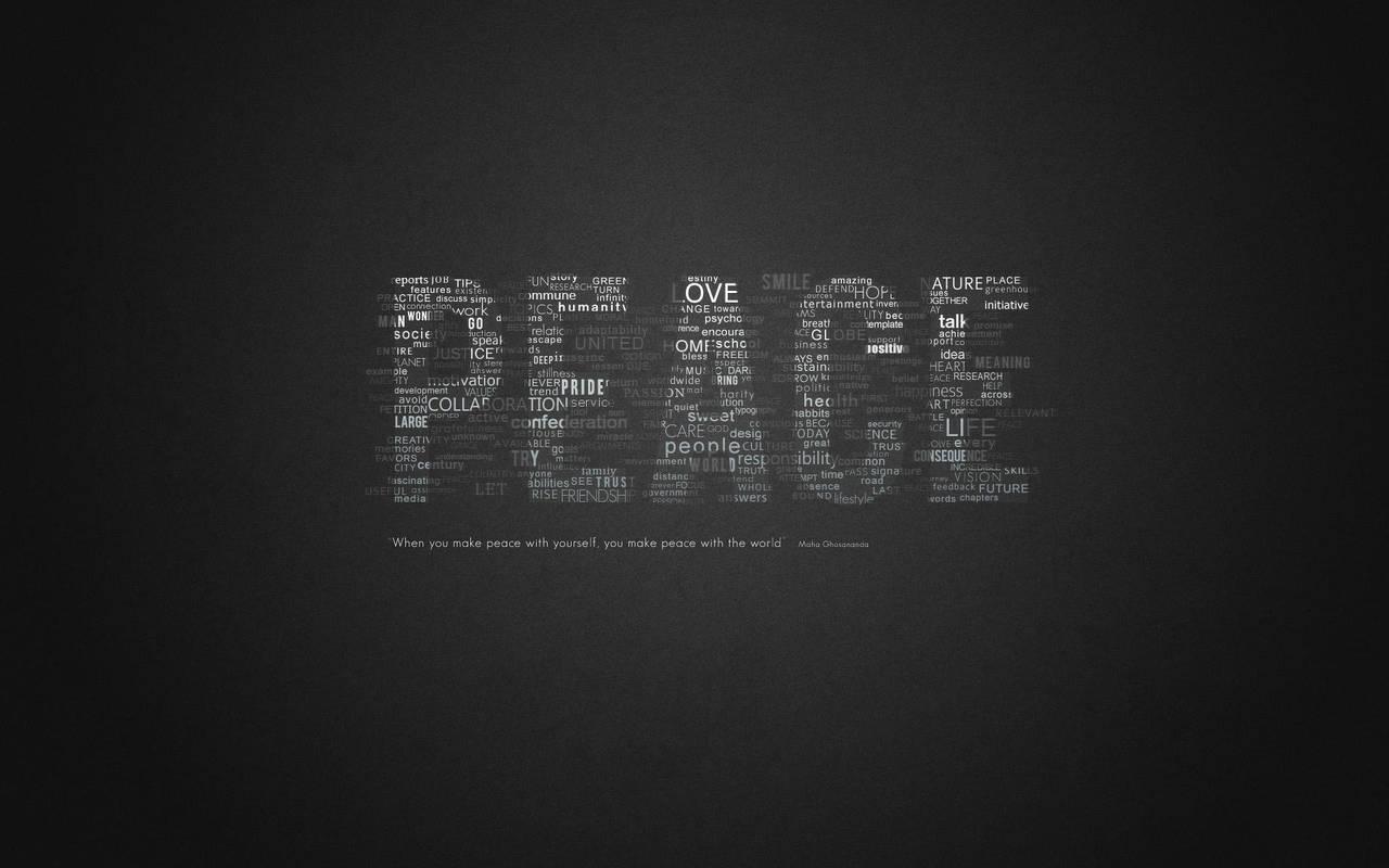 PEACE by danielsmekss