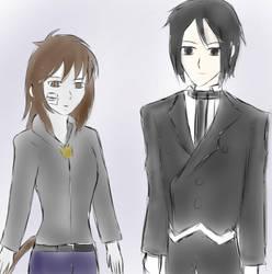 Request: Zara and Sebastian by AnimeCouples1992