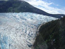 Mendenhall Glacier by ihavenimbus