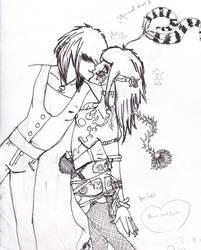 A stolen kiss by bitemeEdward121719