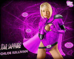 Chloe Sullivan Sapphire by DemoniconNemesis
