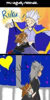 You vaguely resemble... by Sora-X-Riku