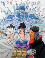 Naruto cover vol 51 by IdusMartius
