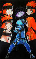Naruto cover vol 45 by IdusMartius