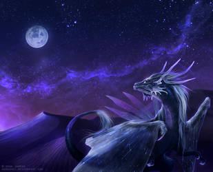 The Celestial Dunes by DenaJarawr
