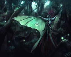 Forest Hymn by DenaJarawr