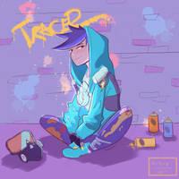 Graffiti Tracer by Auracy