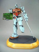 Customized GM from Gundam by GameraBaenre