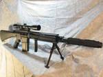 Stoner Rifle 25 by GameraBaenre