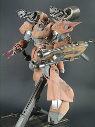 Desert Kampfer 1 by GameraBaenre