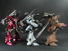 Kampfer and Friends 4 by GameraBaenre