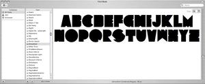 dimxel.font 1 by dimxel