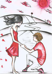 i want to be with you # by utoran