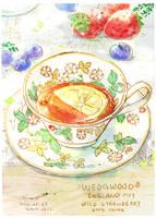 #150 Fruits Tea Time by tinashan