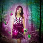Photo Editing: Fantasy Art Masterpiece by jennaikikz