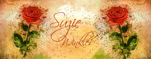 Rose for Suzie by jennaikikz