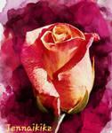 Blood and Rose by jennaikikz