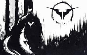 Batman by JoseOchoaArt