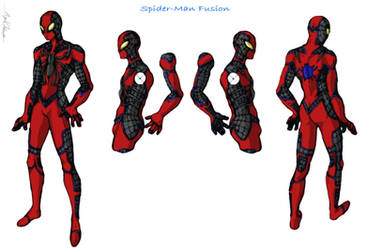 Spider-Man Fusion - Revamp by MaverickTears
