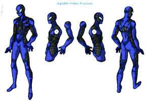 Spider-Man Fusion Syncro - Revamp by MaverickTears