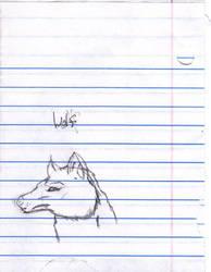 Wolf by Unholyenochain