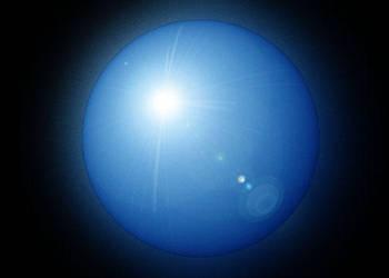 Blue Sphere by Unholyenochain