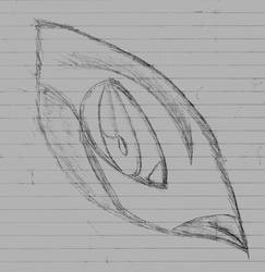 eye by Unholyenochain