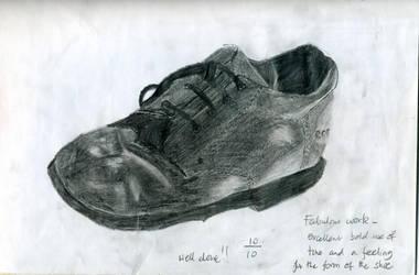 Shoe by djpailo