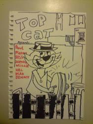 Top Cat II by djpailo