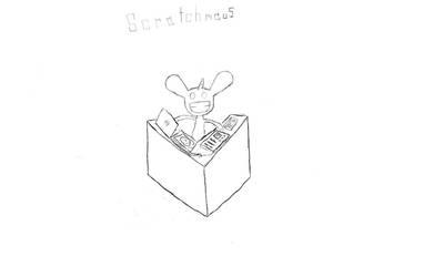 Scratchmau5 by One-TrickPony