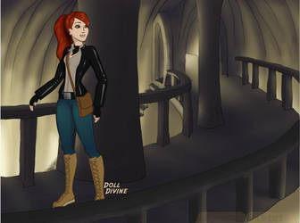 Adventurer me by Lascivious-Kitty