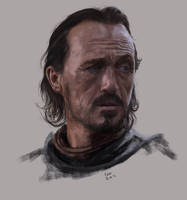 Game of Thrones - Bronn by firatbilal