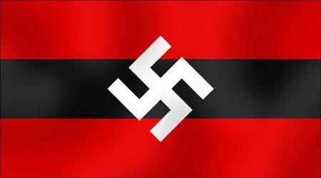 Alt. Nazi flag 5 by AY-Deezy