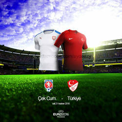 Czech rep. vs Turkey by AY-Deezy