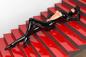 Latex Stairs by heveti