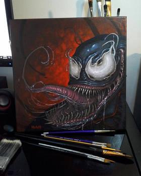 Venom by Hutchews