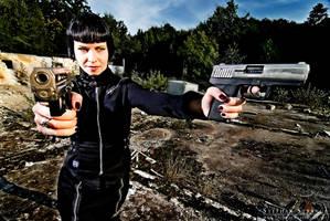 2 Guns by BlackSunRising