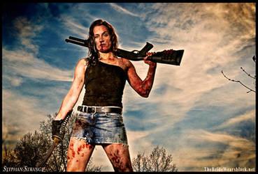 Lady Vengeance by BlackSunRising