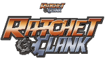 Ratchet and Clank Logo by black--werewolf
