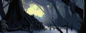 Swamp 01 by DaniMallada